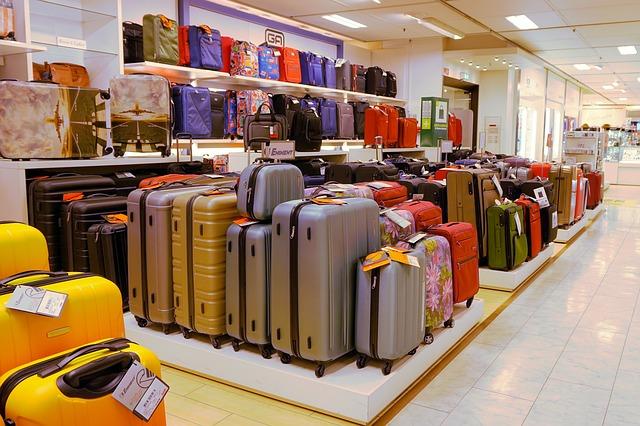 как выбрать чемодан - где лучше купить