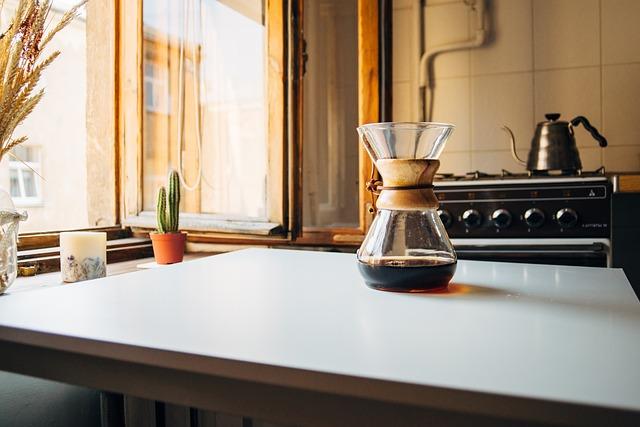 Кемекс - Как выбрать фильтр-кофе