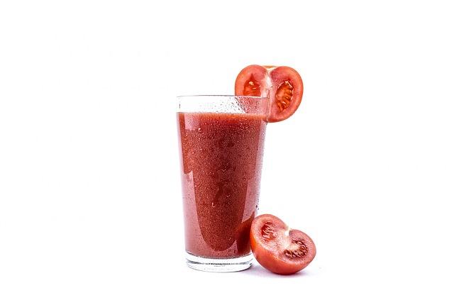 Как выбрать томатный сок